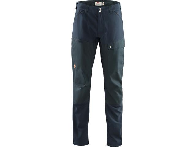Fjällräven Abisko Midsummer Pantaloni Uomo, blu